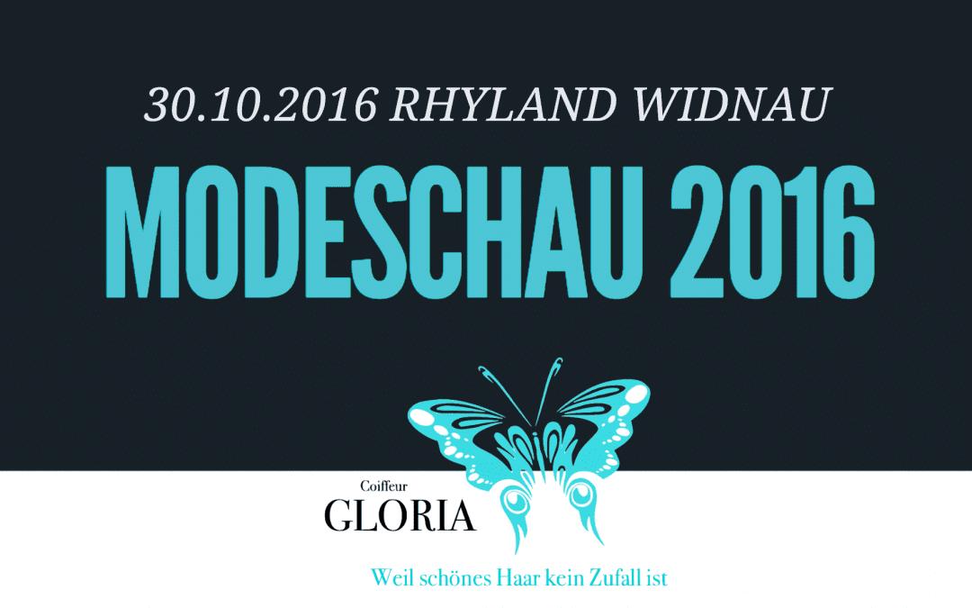 Modeschau 2016