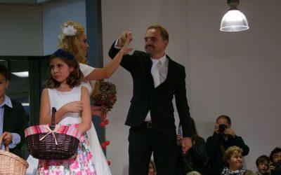Grosse Modeschau am 29.Oktober 2017