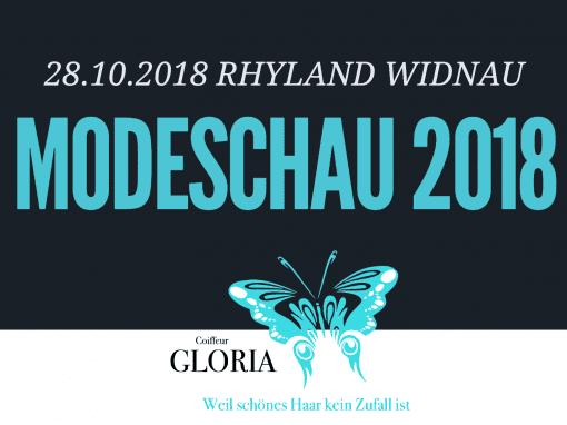 Modeschau 2018