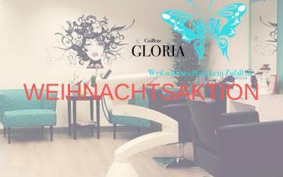 Weihnachtsaktion 2018 Coiffeur Gloria