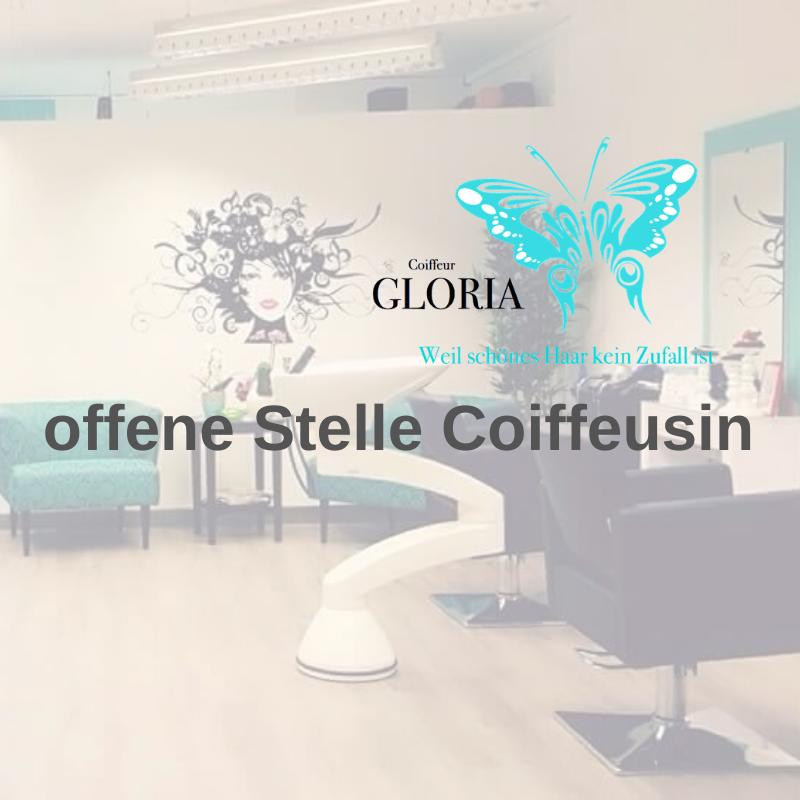 offene Stelle Coiffeur Gloria